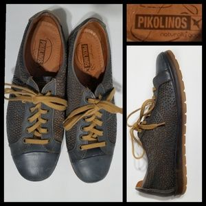 [Pikolinos]wingtips lace up oxfords 10